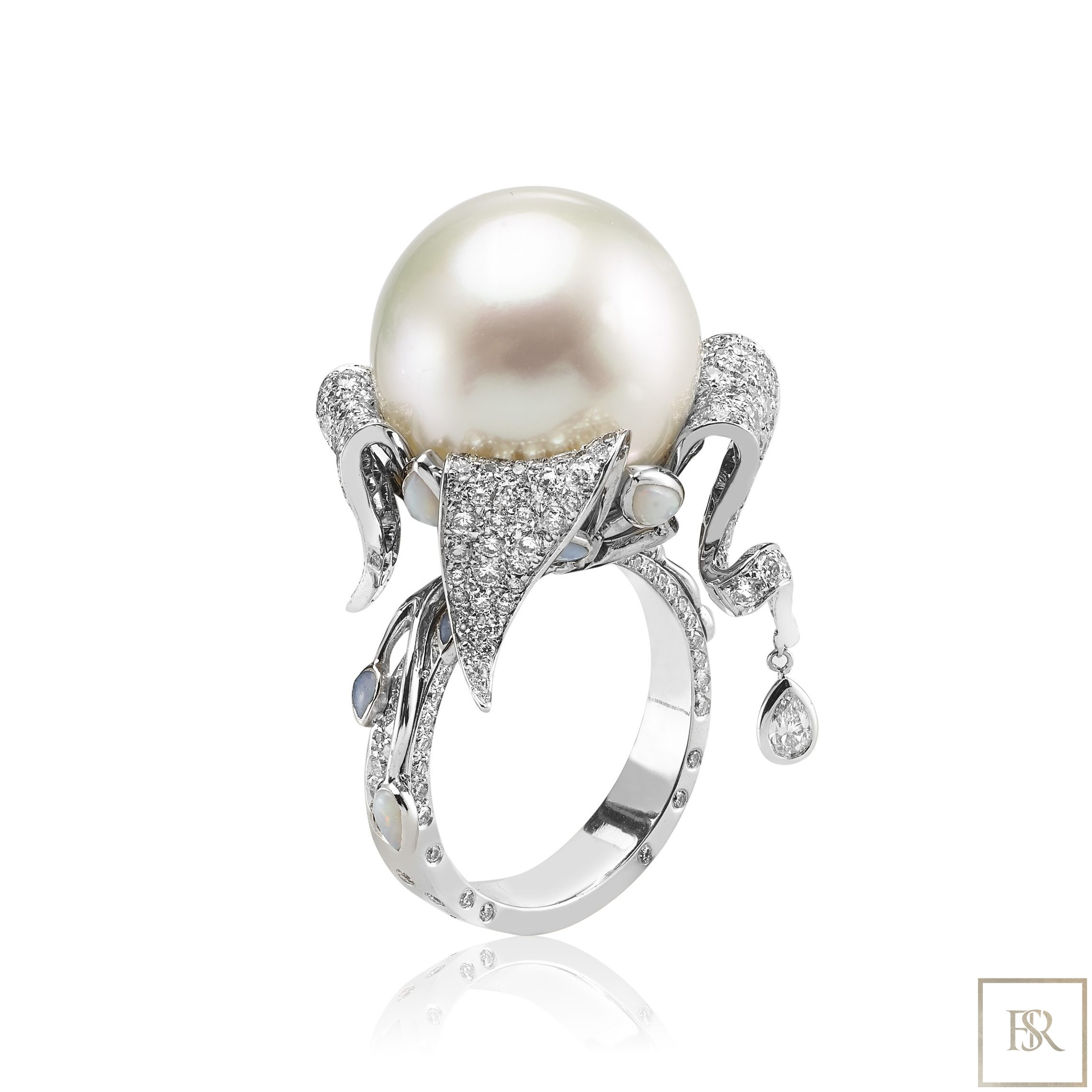 Ring ZIBELINE - SANDRINE TESSIER for sale For Super Rich