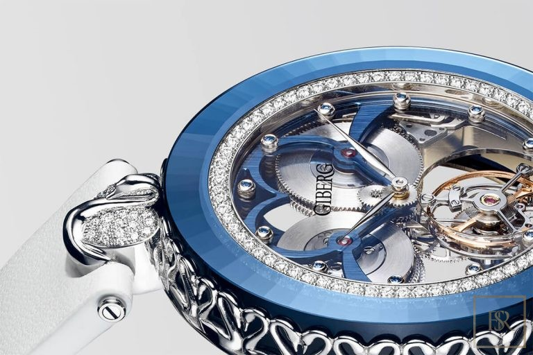 Watch OLORA Sapphire - GIBERG 98000 for sale For Super Rich