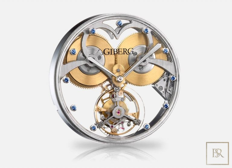 Watch OLORA Sapphire - GIBERG ultra luxury for sale For Super Rich