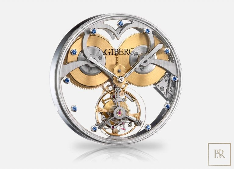 Watch NIURA Sapphire - GIBERG ultra luxury for sale For Super Rich