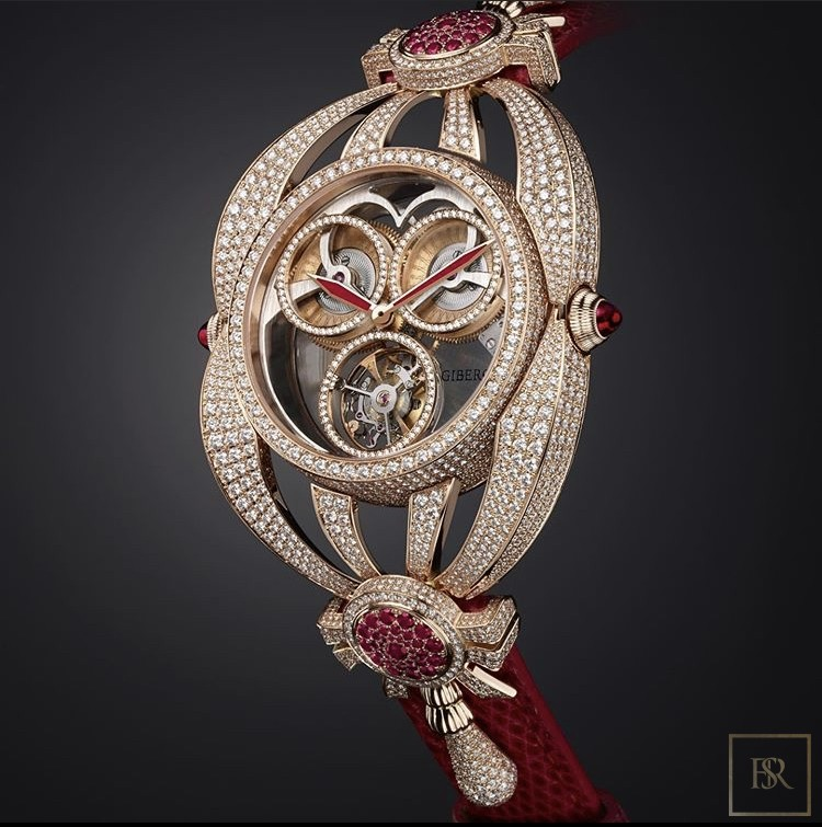 Watch NIURA Ruby Red - GIBERG price country for sale For Super Rich