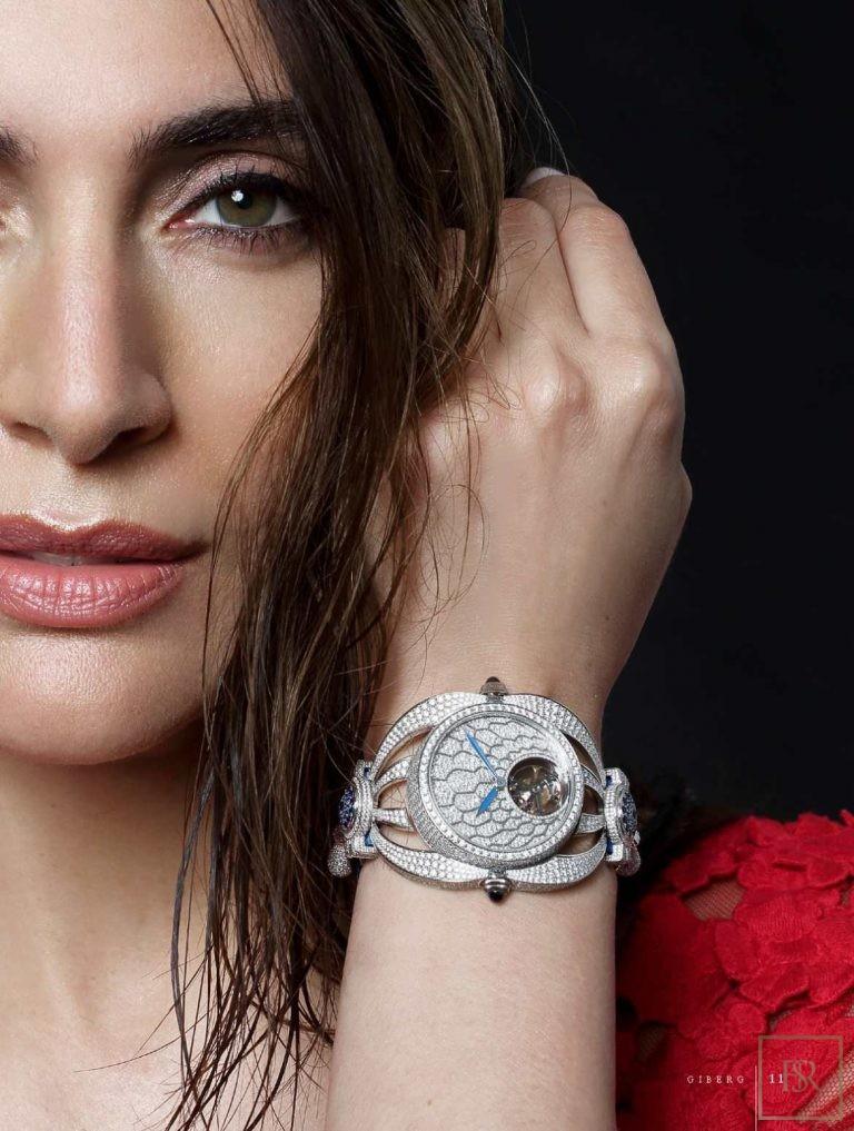 Watch NIURA Sapphire - GIBERG Unique for sale For Super Rich