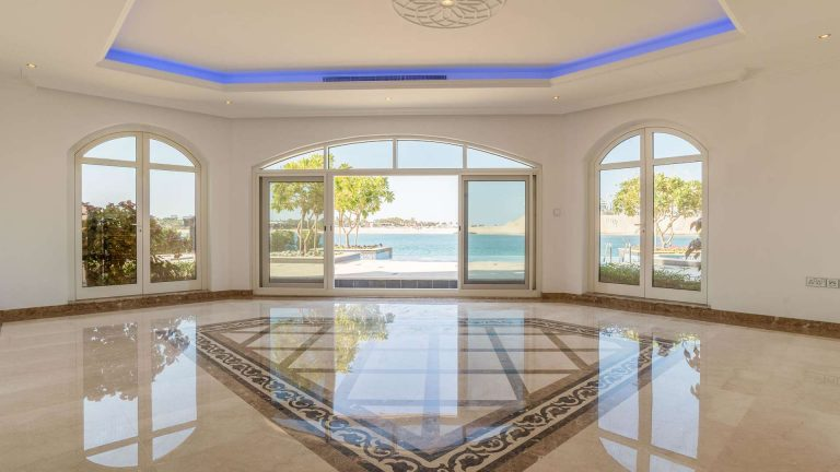 Villa Exclusive - Palm Jumeirah, Dubai, UAE price for sale For Super Rich