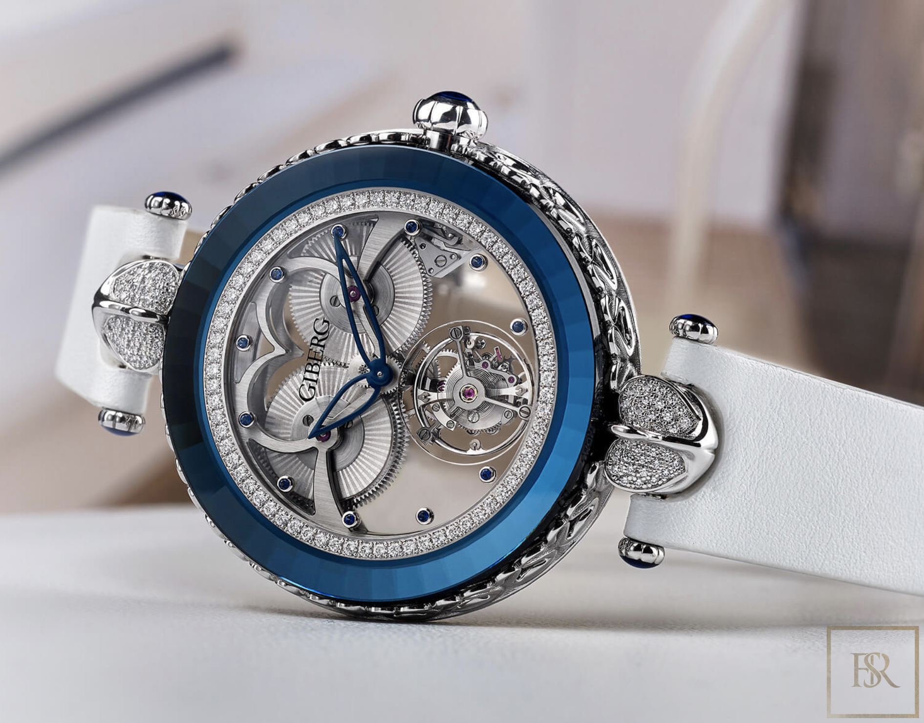 Watch OLORA Sapphire - GIBERG for sale For Super Rich