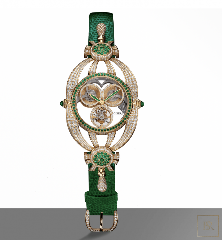 Watch NIURA Emerald - GIBERG 310000 for sale For Super Rich