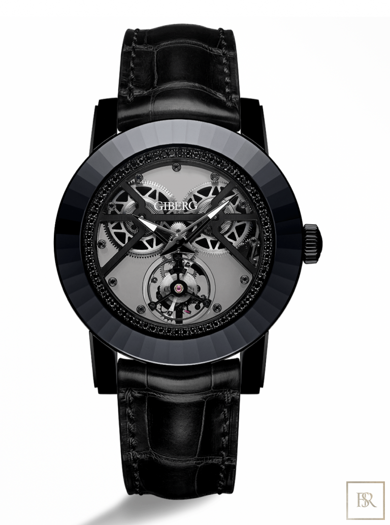 Watch ALAGARO All Black - GIBERG 88000 for sale For Super Rich