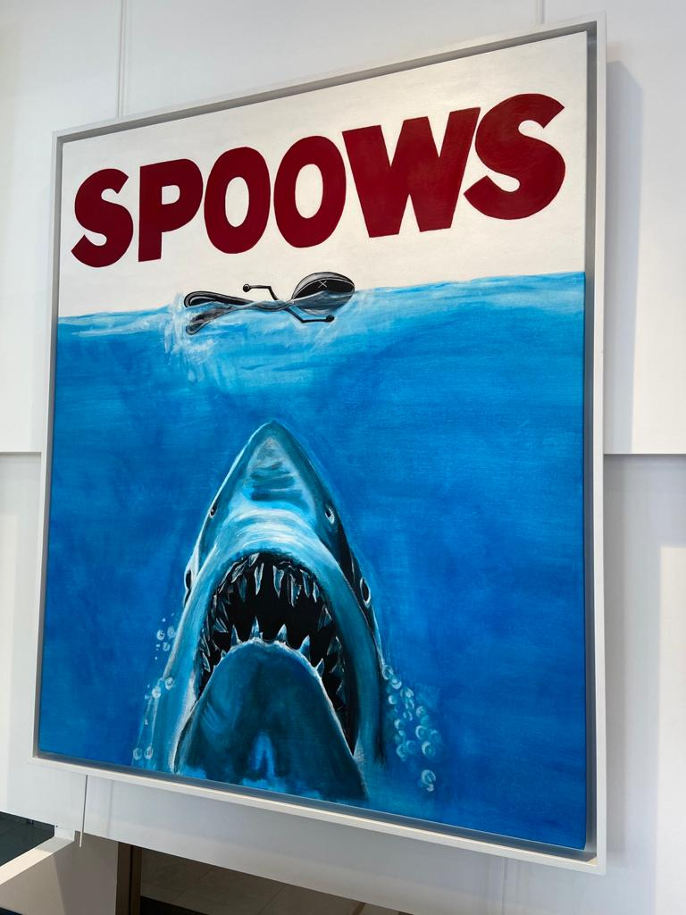 Painting SPOOWS - MR. SPOON 0 for sale For Super Rich