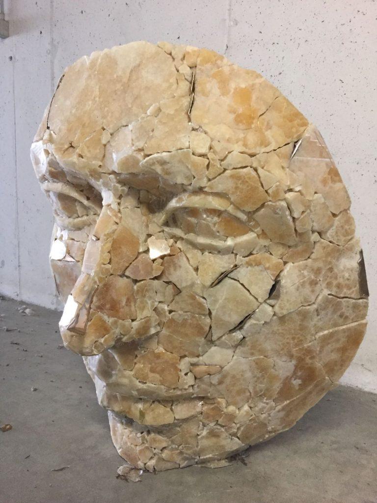 Sculpture Flusso di Coscienza - GIUSEPPE D'ANGELO for sale For Super Rich