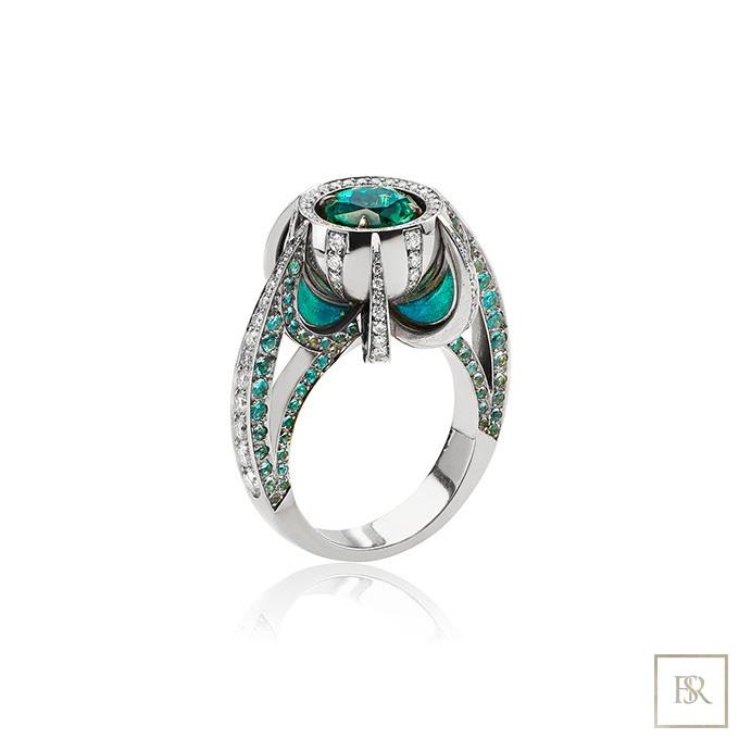 Ring TSARINA - SANDRINE TESSIER for sale For Super Rich
