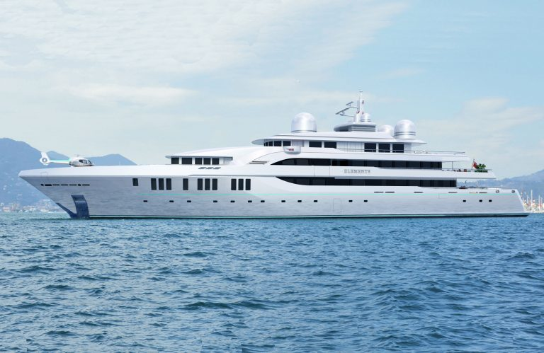 2018 YACHTLEY 80M 80 Meters Used for sale For Super Rich