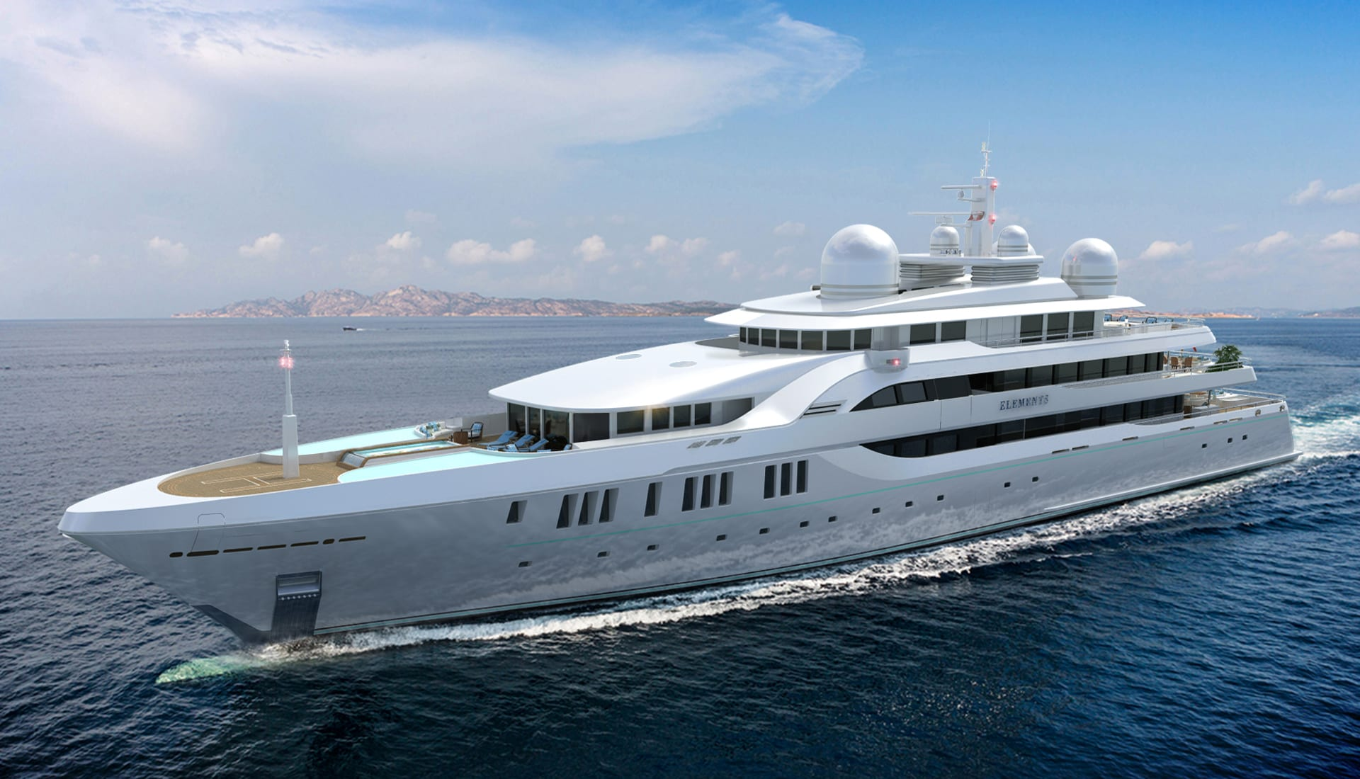 2018 YACHTLEY 80M 80 Meters for sale For Super Rich