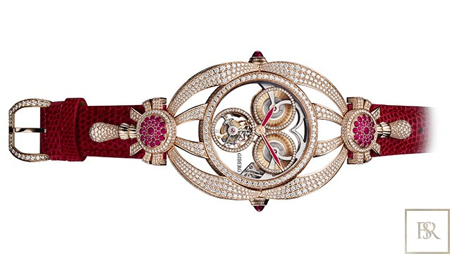 Watch NIURA Ruby Red - GIBERG Switzerland for sale For Super Rich