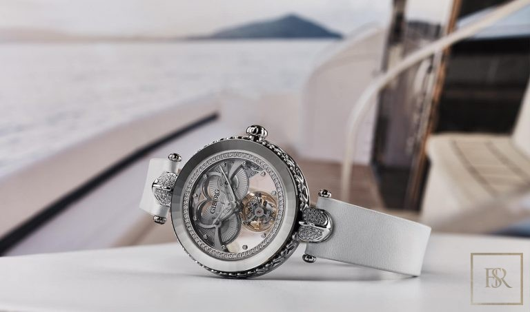 Watch OLORA Diamond - GIBERG Luxury for sale For Super Rich