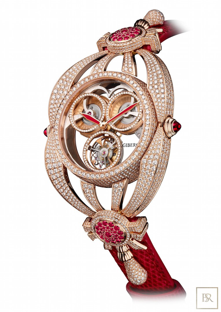 Watch NIURA Ruby Red - GIBERG Unique for sale For Super Rich