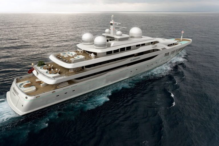 2018 YACHTLEY 80M 80 Meters price for sale For Super Rich