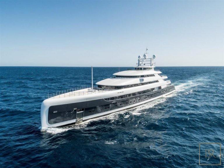 Pride Mega Yachts, ILLUSION PLUS 88.50 (Meters)