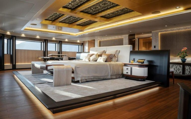 2018 Pride Mega Yachts 290'  88 Meters super yacht for sale For Super Rich
