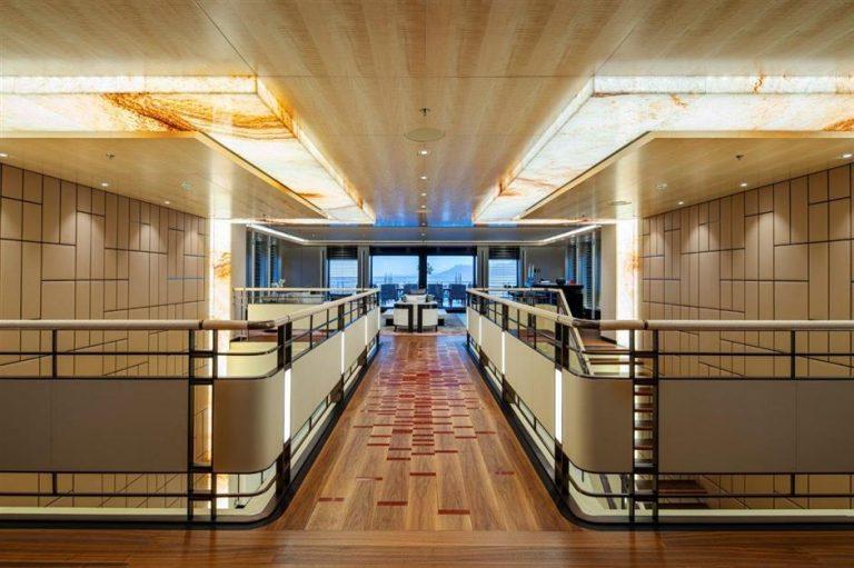2018 Pride Mega Yachts 290'  88 Meters superyacht for sale For Super Rich