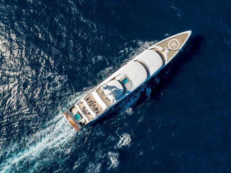 2018 Pride Mega Yachts 290'  88 Meters 17 Knots/19MPH for sale For Super Rich