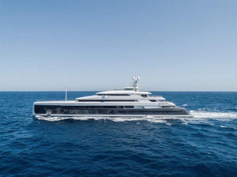 2018 Pride Mega Yachts 290'  88 Meters Used for sale For Super Rich