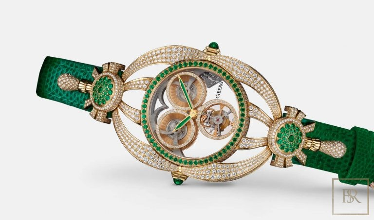 Watch NIURA Emerald - GIBERG Switzerland for sale For Super Rich