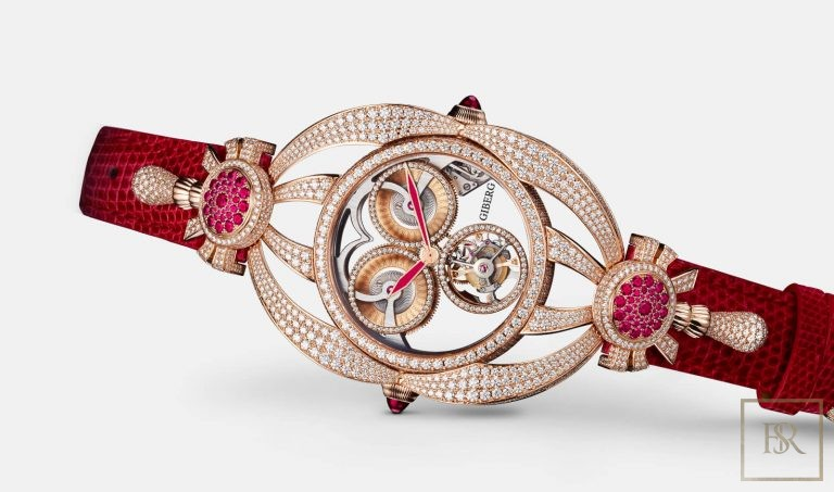 Watch NIURA Ruby Red - GIBERG Luxury for sale For Super Rich