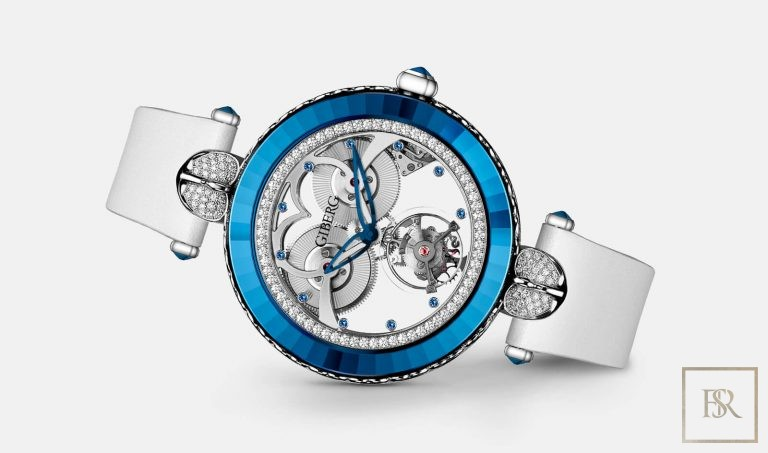 Watch OLORA Sapphire - GIBERG Luxury for sale For Super Rich