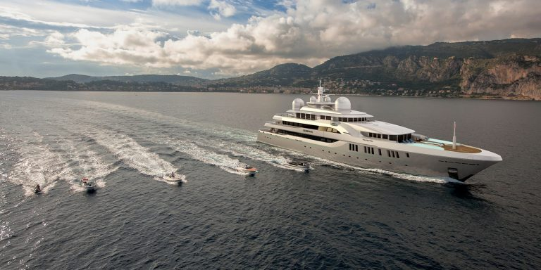 2018 YACHTLEY 80M 80 Meters value for sale For Super Rich
