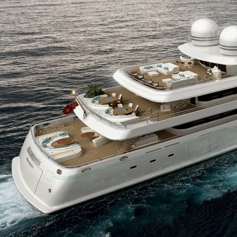 2018 YACHTLEY 80M 80 Meters classifies ads for sale For Super Rich