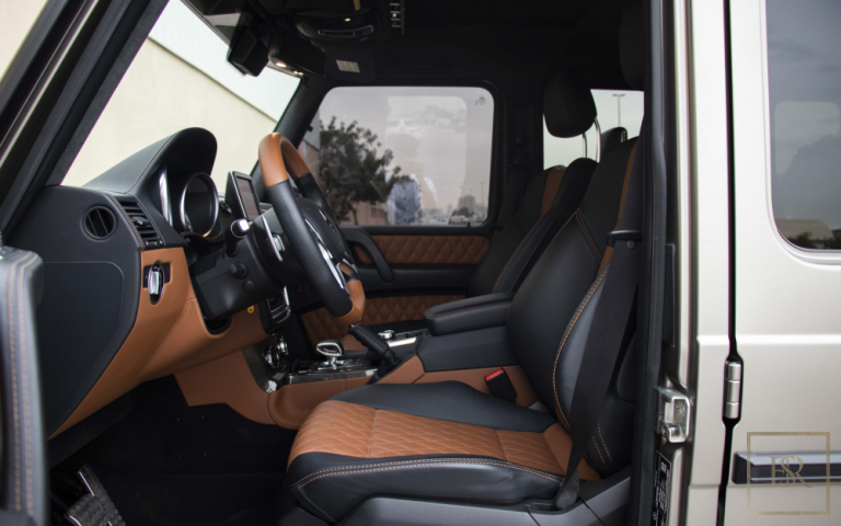 2014 Mercedes G-Class 63 AMG 6X6 6X6 for sale For Super Rich