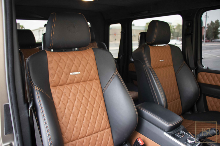 2014 Mercedes G-Class 63 AMG 6X6 Automatic for sale For Super Rich