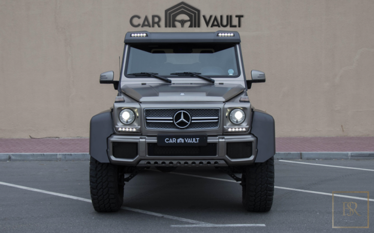 2014 Mercedes G-Class 63 AMG 6X6 V8 for sale For Super Rich