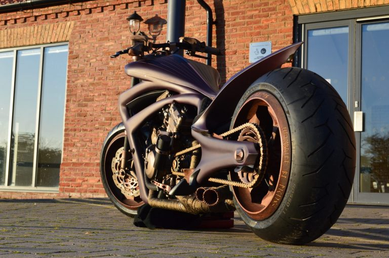Only 1 in the world Fully Carbon Motorcycle - ONE OFF United Kingdom for sale For Super Rich