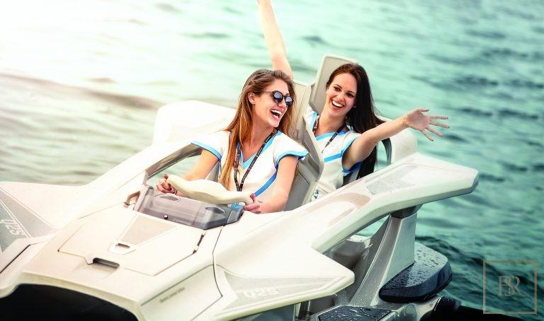 Electric boat - Quadrofoil Q2S Limited Edition Unique for sale For Super Rich