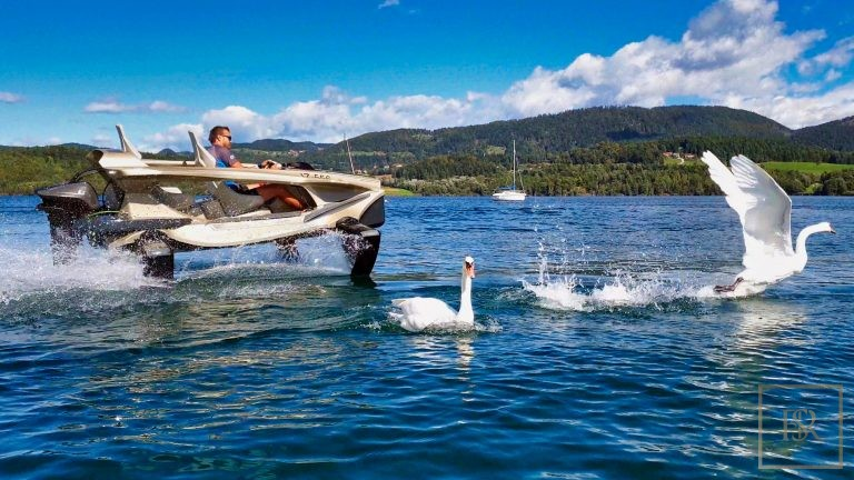 Electric boat - Quadrofoil Q2S Limited Edition price country for sale For Super Rich