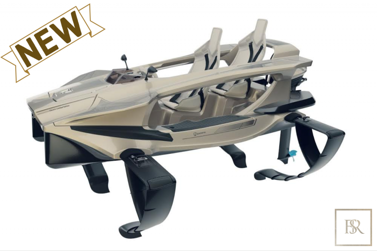 Other, Electric boat - Quadrofoil Q2S Limited Edition