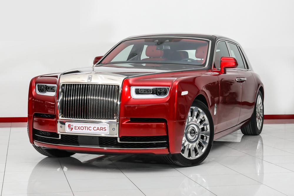 2019 Rolls-Royce PHANTOM for sale For Super Rich
