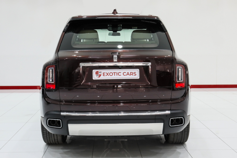2020 Rolls-Royce CULLINAN V12 6.8 L for sale For Super Rich