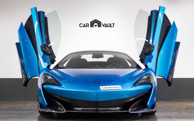 2020 McLaren 600LT Spider New for sale For Super Rich