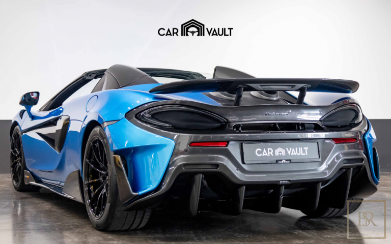 2020 McLaren 600LT Spider Convertible for sale For Super Rich