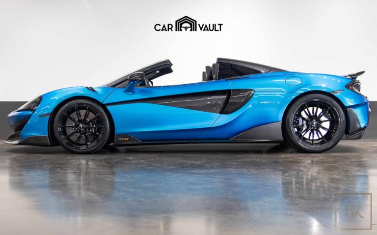 2020 McLaren 600LT Spider United Arab Emirates for sale For Super Rich