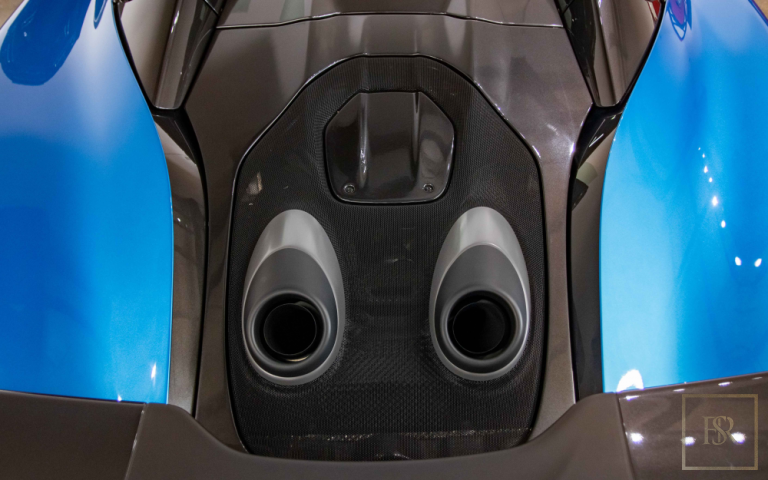 2020 McLaren 600LT Spider supercar for sale For Super Rich