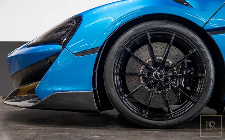 2020 McLaren 600LT Spider buy for sale For Super Rich