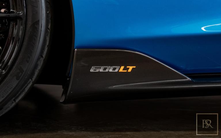 2020 McLaren 600LT Spider Automatic for sale For Super Rich