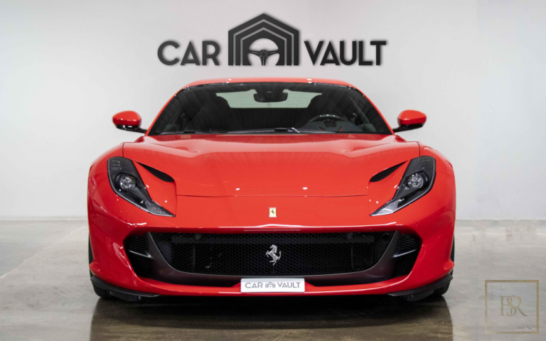 2020 Ferrari 812 GTS Black for sale For Super Rich