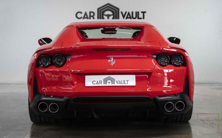 2020 Ferrari 812 GTS V12 6.5L for sale For Super Rich
