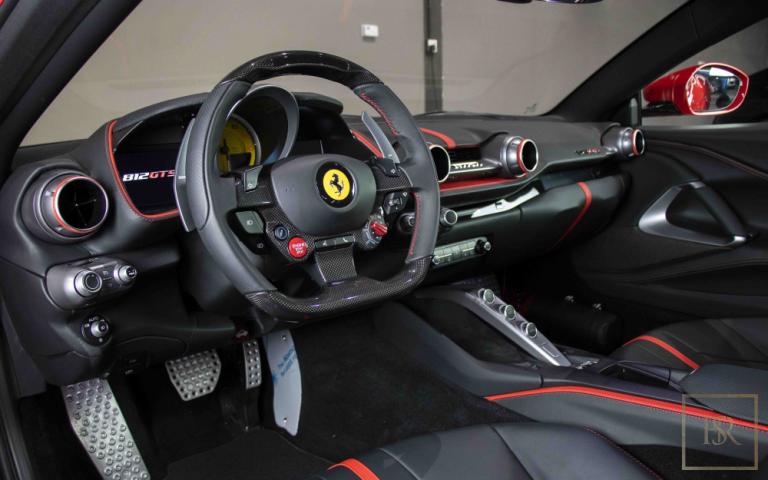 2020 Ferrari 812 GTS Coupe for sale For Super Rich