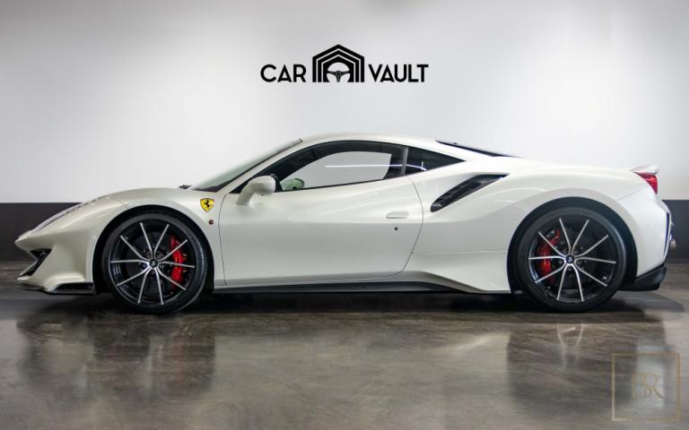 2020 Ferrari 488 Pista 710 HP for sale For Super Rich