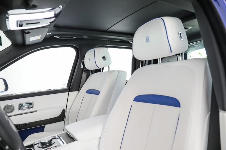 2019 Rolls-Royce CULLINAN Automatic for sale For Super Rich