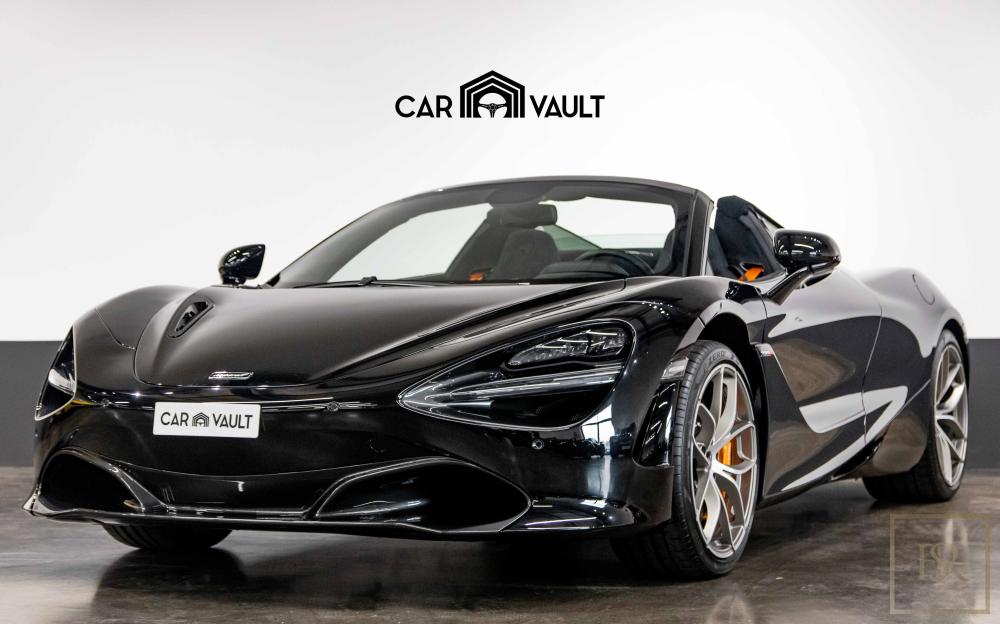 2020 McLaren 720S for sale For Super Rich